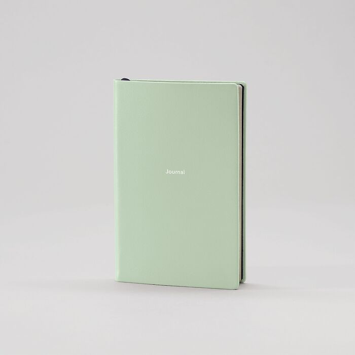 Journal S Notizbuch blanko Cool Mint