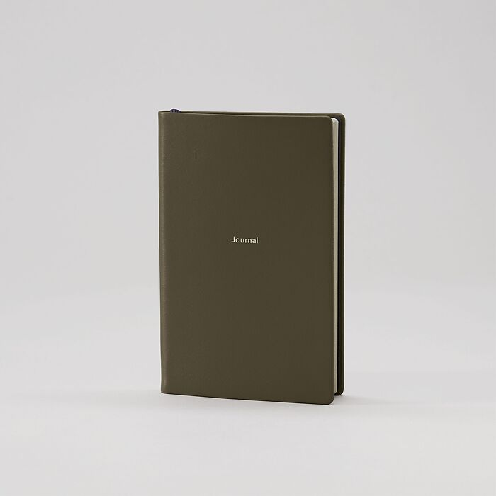 Journal S Notizbuch blanko Ranger Green
