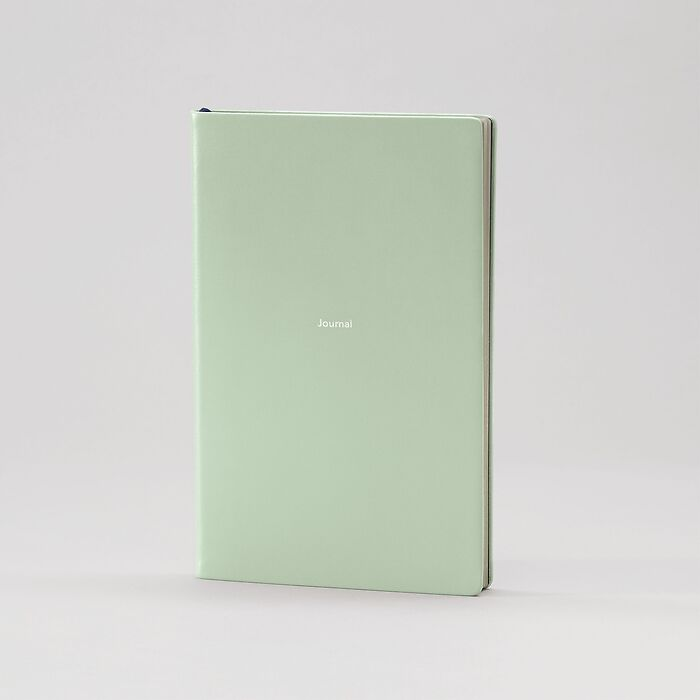 Journal M Notizbuch blanko Cool Mint