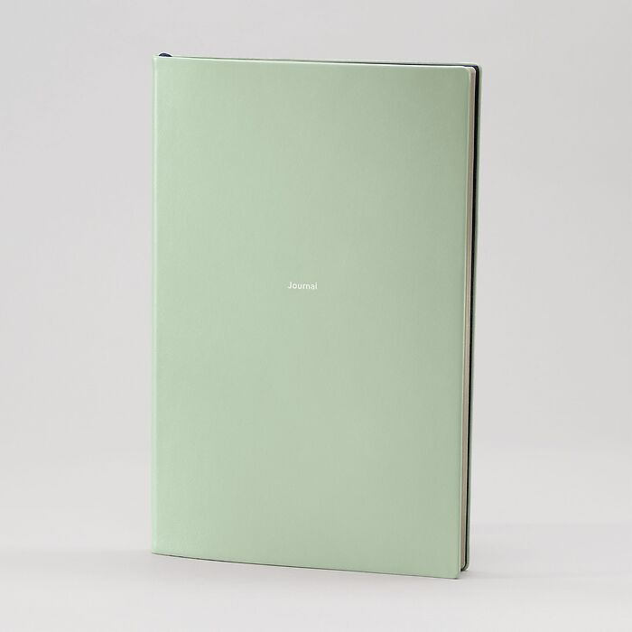 Journal L Notizbuch liniert Cool Mint