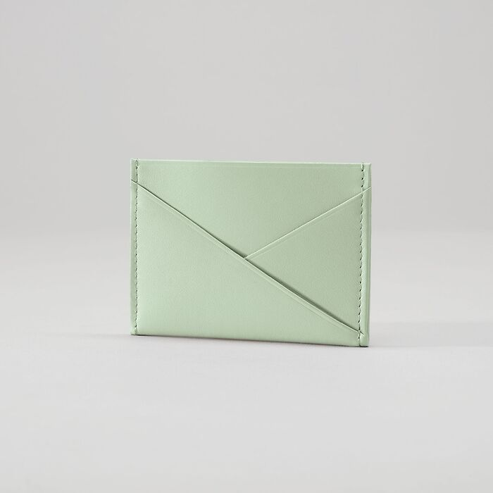 Credit Card Caddy Cool Mint