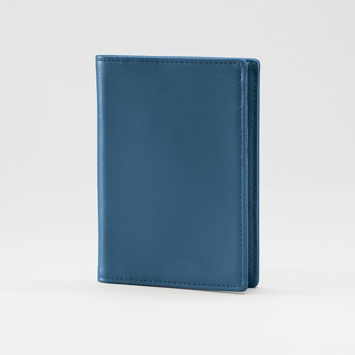 Passport Caddy Prussian Blue