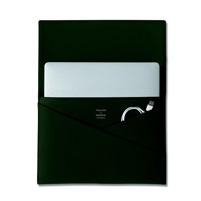 Treuleben X Monocle Laptop Cache